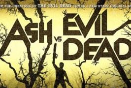 Ash vs Evil Dead premieres on Halloween