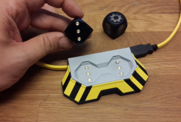 Crowdfunding | Boogie Dice – Self rolling, sound activated gaming dice!