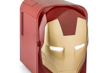 TAKE MY MONEY! Iron Man Fridge
