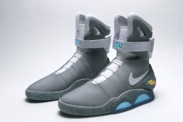 The Nike Air Mag from Back To The Future Part 2