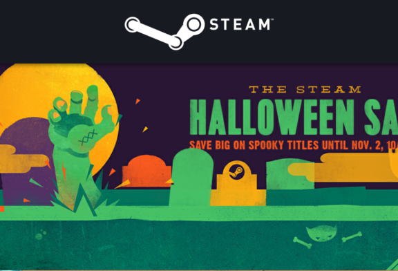 The Steam Halloween Sale is Live!