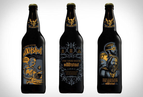 Beer for Geeks: Stone Farking Wheaton w00tstout