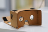 Star Wars Virtual Reality experience on Google's Cardboard
