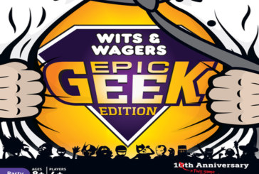 Crowdfunding   Wits & Wagers Epic Geek Edition