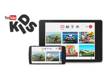 YouTube Kids Goes Global
