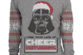 TAKE MY MONEY! Star Wars: The Ugly Christmas Sweaters