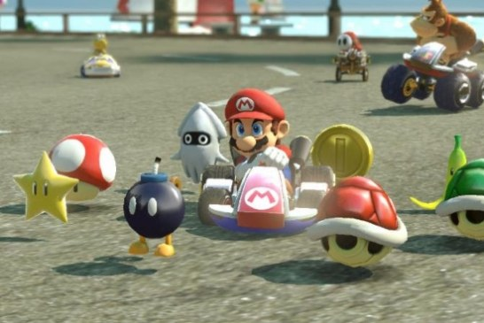 Mario Kart 8 Competition to Disney XD courtesy of Nintendo