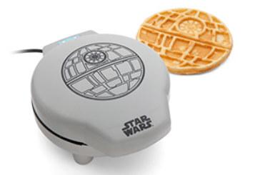 TAKE MY MONEY! Star Wars Death Star Waffle Maker