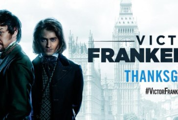 A featurrette and a clip from Victor Frankenstein