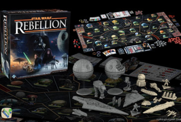 Star Wars: Rebellion Board Game Now Available