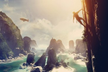 Scale Cliffs in Virtual Reality with Crytek's The Climb