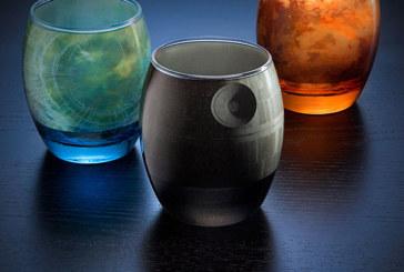 TAKE MY MONEY! Star Wars Planetary Glassware Set!