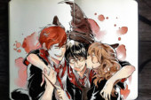 Harry Potter's Magic Spells Beautifully Illustrated