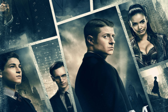 New Gotham promo and poster