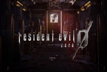 Resident Evil 0 has a launch trailer
