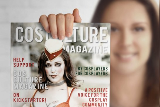 Crowdfunding   Cos Culture Magazine – A Voice for the Cosplay Community