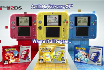 Pokémon Red, Blue, and Yellow Re-Releases Trailer