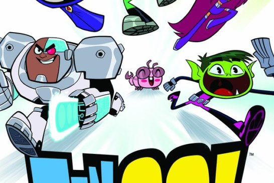 LeBron James will appear on Teen Titans Go