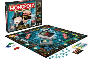 Monopoly Releases 'Ultimate Banking Edition' Cashless
