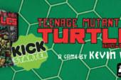 Crowdfunding   Teenage Mutant Ninja Turtles Board Game
