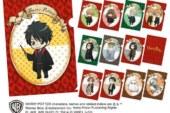 Warner Bros. released Harry Potter Anime Designs
