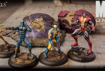 Marvel Universe Miniatures Games available for Pre-Order NOW!