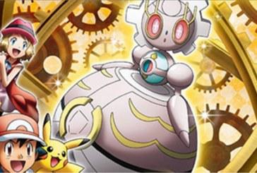 Mythical Pokemon Magearna Revealed