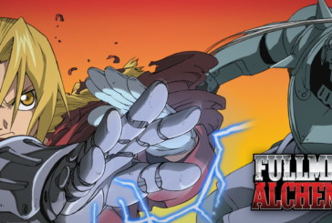 Anime Fullmetal Alchemist Getting a Live-Action Film