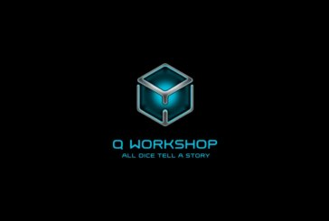 Custom Dice Manufacturer Q-Workshop Rebrands