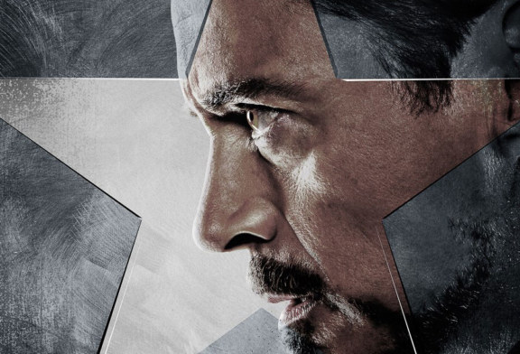 Team Iron Man character posters