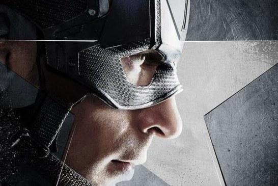 Captain America: Civil War character posters