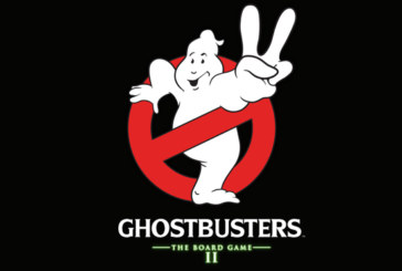 Ghostbusters The Board Game II announced by Cryptozoic