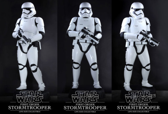 This First Order Stormtrooper Model Will Only Cost You $8000.00