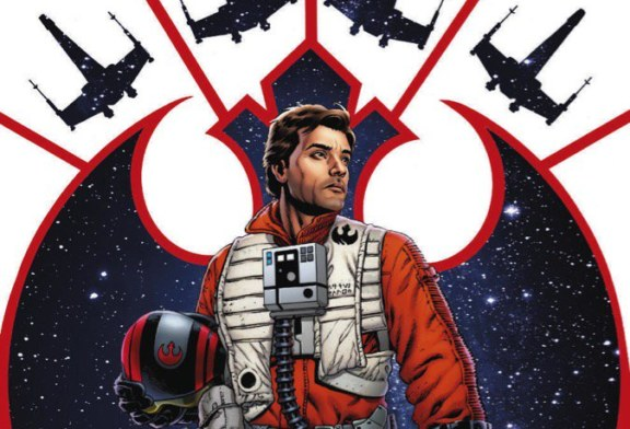 Poe Dameron's first comic gets a variant