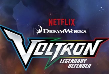 First look at Voltron Legendary Defender