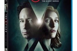 The X-Files Blu-Ray & DVD