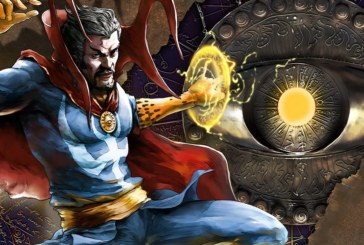 Doctor Strange update – new image within