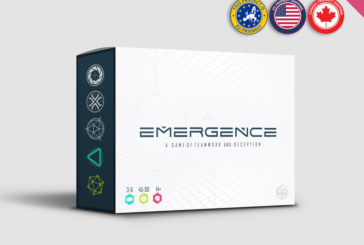 Crowdfunding | Emergence Board Game
