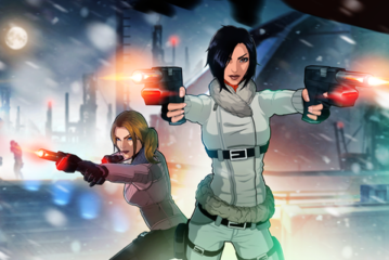 Fear Effect Sedna – Gameplay Footage