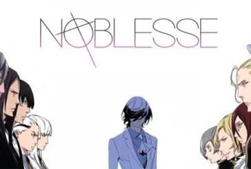 Noblesse Webtoon amasses its 400th Episode!