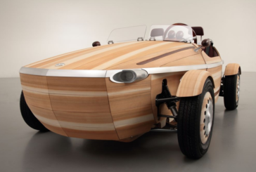 Toyota to Debut it's wooden car concept Next week in Milan.