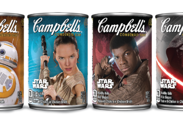Campbell's Soup Star Wars The Force Awakens coming soon!!!