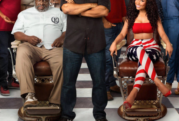 Barbershop: The Next Cut has a few stills from the movie