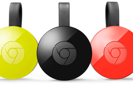 Hotels are catching up: Google Chromecast