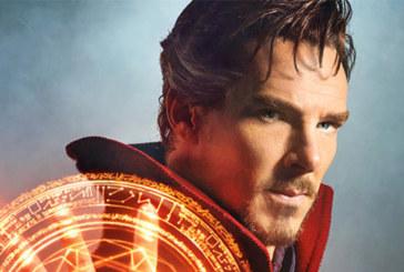 Doctor Strange Hits a Comic Book Store- Benedict Cumberbatch