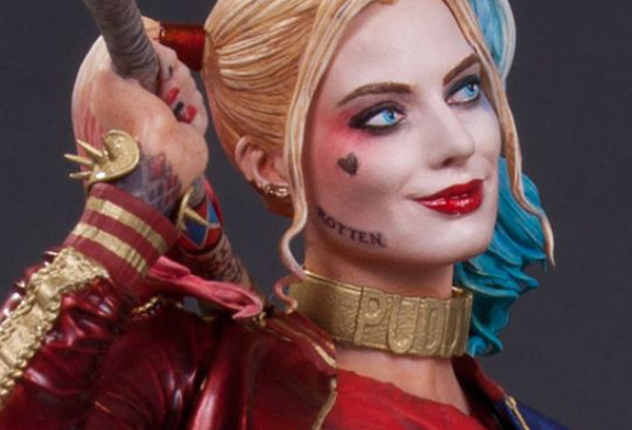 Harley Quinn's Suicide Squad Statue