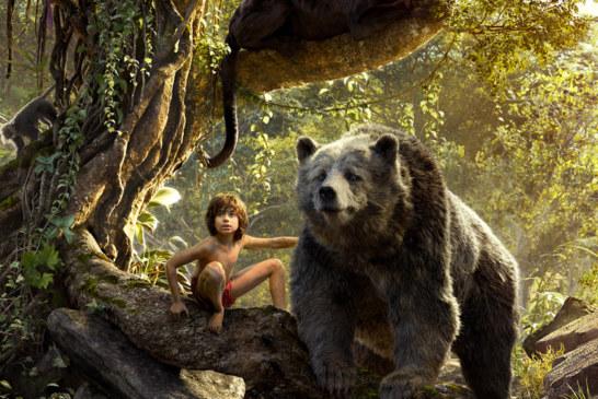 The Jungle Book VFX breakdown