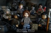 LEGO recreates Rogue One: A Star Wars Story teaser image