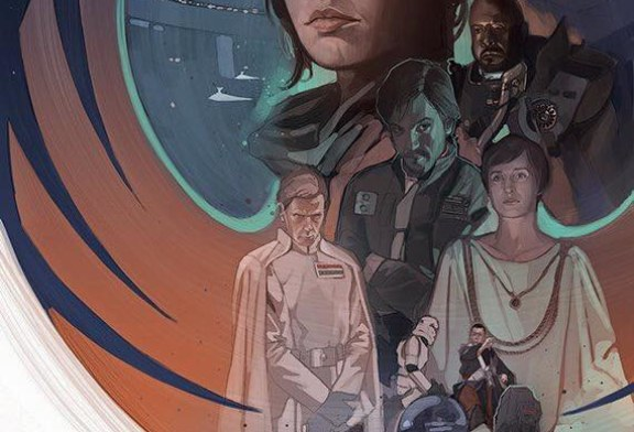 New Rogue One poster by Phil Noto