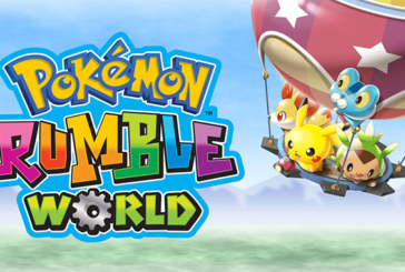 Pokemon Rumble World Comes Out In Retail Stores
